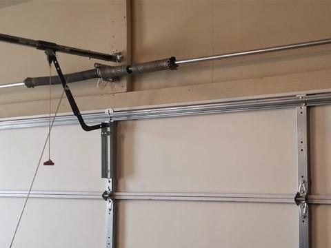 Garage door springs all pro garage doors west for Garage door repair palm bay